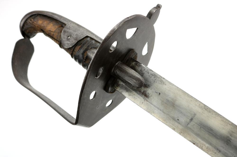 Rare Model 1796 English British Cavalry trooper's Sword, Marked Blade