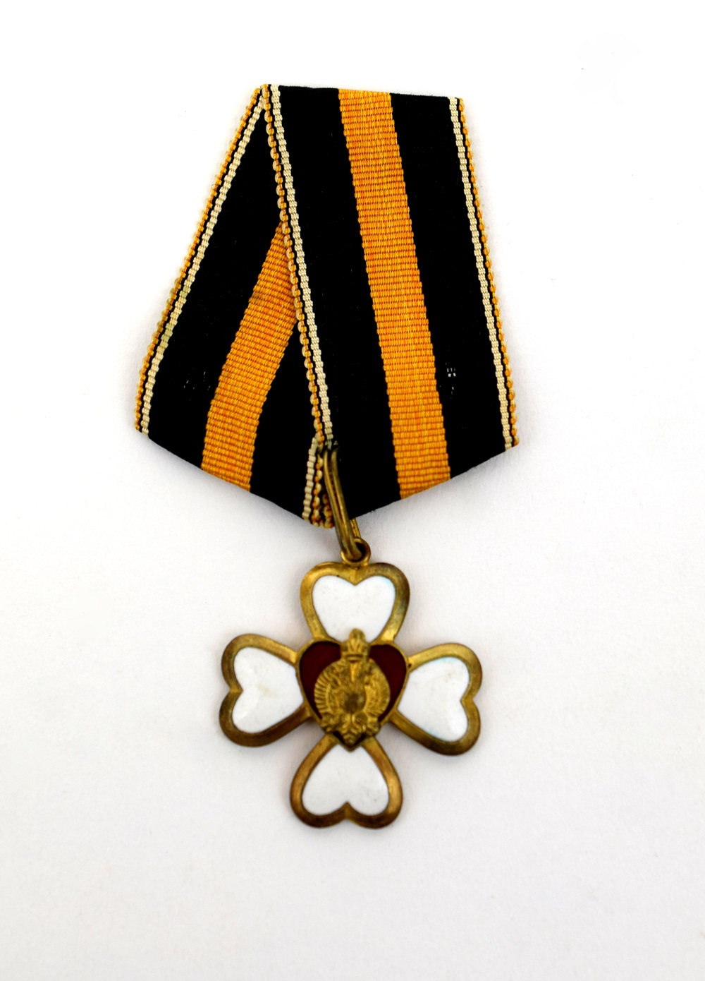 Order of the Compassionate Heart. 2nd Model. Ca. 1930's