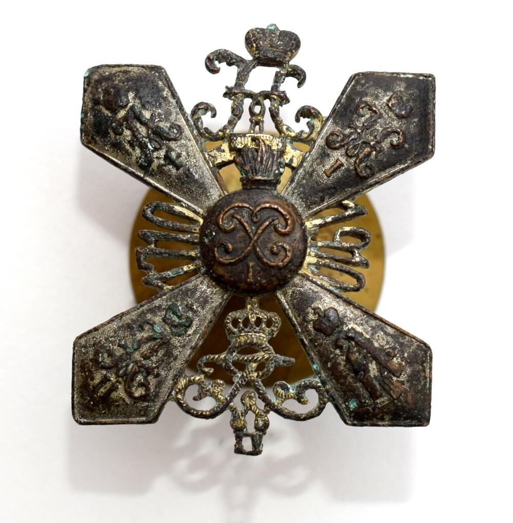 Badge. 3rd Pernov Grenadier Regiment