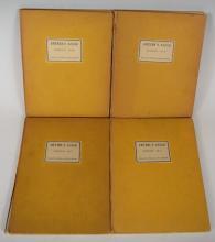 Artibus Asia, Volumes I, II, III, IV