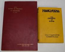 Fifth Report on Progress in Manchuria to 1936 & Manchur