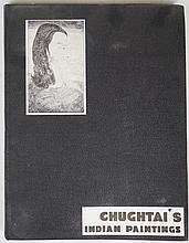 Chughtai's Indian Paintings