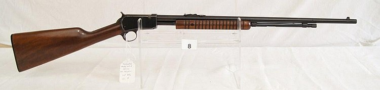 Winchester Model 62A, Rifle, 22