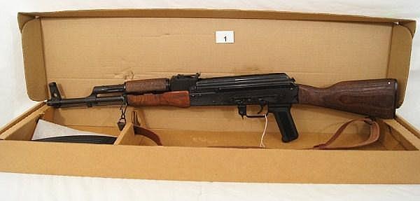 WASR 10/63, Rifle, 7.62 x 39