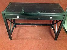 Modern Black Vanity Desk