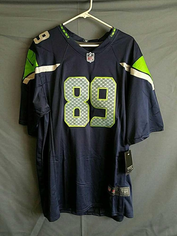 the best attitude 9d7f1 1b357 NEW! NFL Seattle Seahawks On Field Jersey