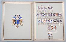 19th century French nobility family tree