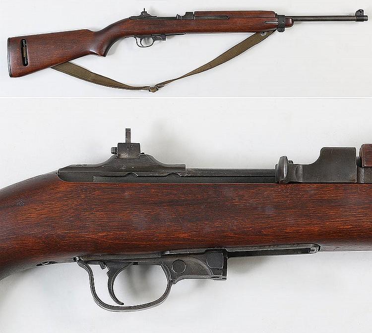 U S  M1 Carbine IBM Manufacture 30M