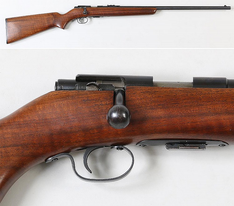 Winchester Model 69A Bolt Action 22 cal