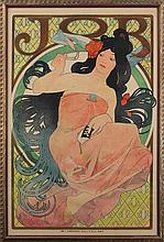 ALPHONSE MUCHA (Czech/French, 1860-1939)