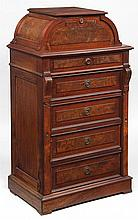 Victorian five drawer dresser