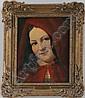 VALENTINE PRINSEP (British, 1838-1904), little red