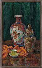 ERVIN KORMENDI-FRIM (Hungarian, 1885-1939), still