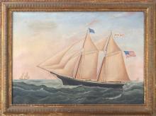 Attributed JOSEPH B. SMITH (American, 1798-1876)