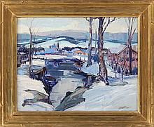 PETER BELA MAYER (American, Long Island, 1887-1993).