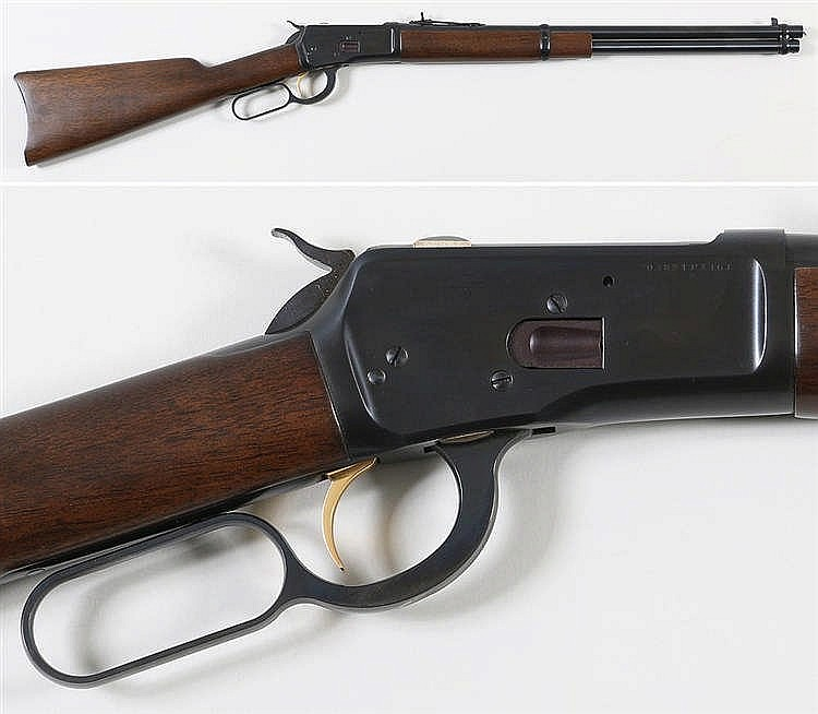 Browning M92 Lever Action Carbine in 357 magnum