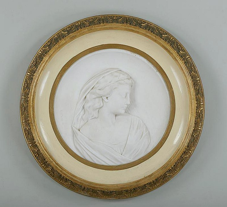 RICHARD HENRY PARK (American, 1832-1902), round