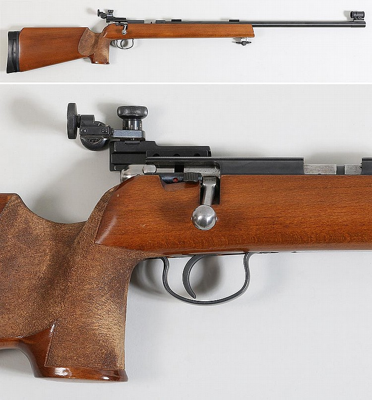 Savage Anschutz Model Match 64 - Single Shot