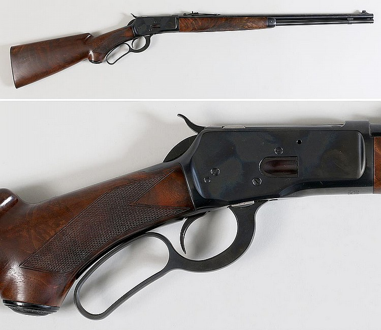 Browning Model 53 Limited Edition Lever Action