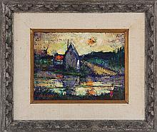HARRY SHOULBERG (American, 1903-1995)