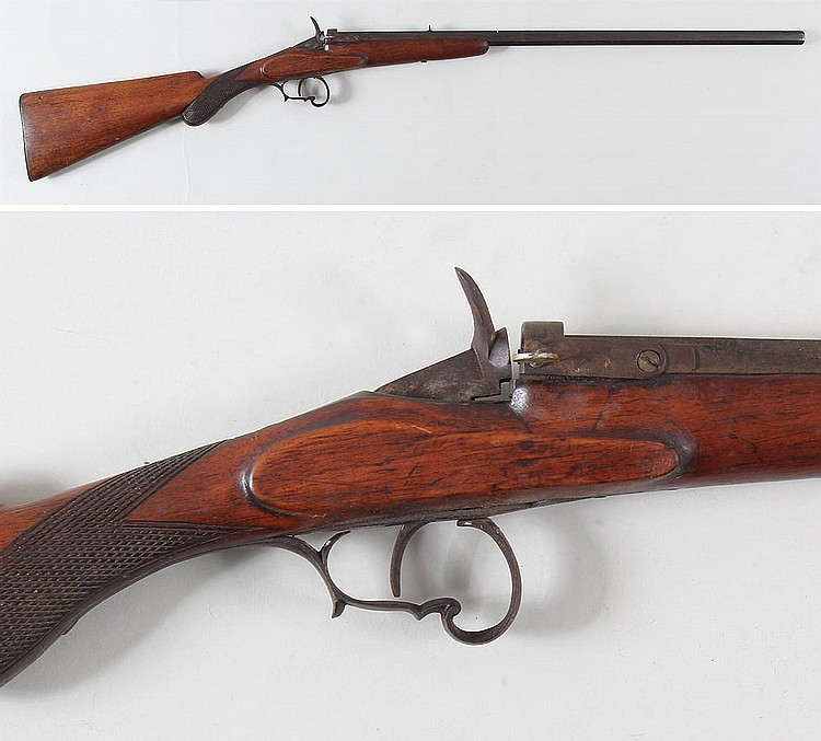 Belgian Flobert Single Shot rifle