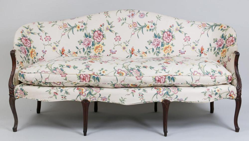 Tremendous 19Th Century French Provincial Sofa Ibusinesslaw Wood Chair Design Ideas Ibusinesslaworg