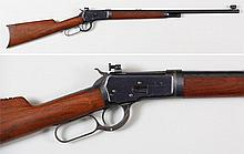 Winchester Model 92 Take Down Rifle in 38 WCF.