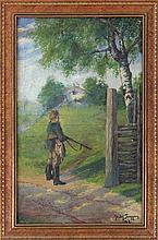 GUSTAF TENGGREN (American, 1896-1970)