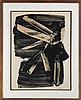 PIERRE SOULAGES (French, b.1919), Pierre Soulages, $1,200