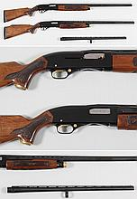Winchester special promotion 12g. M1200 and M1400 trap guns.