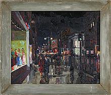 JACK (PRUDNIKOV) PRUDNIK (American, b.1914)