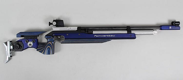 Feinwerkbau Model P70 precision match air rifle