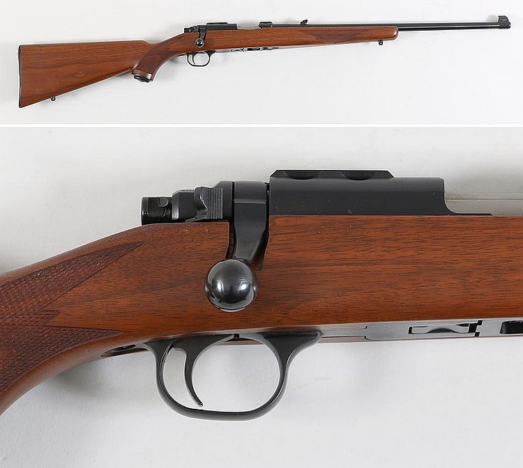 Ruger M 77/22 Bolt Action Rifle in 22 L R