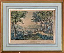 CURRIER & IVES (American, 19th century)