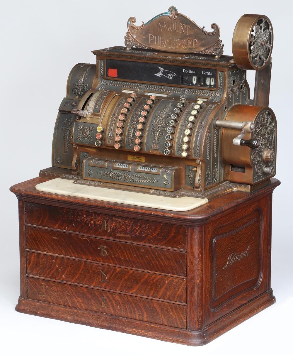 National Cash Register, model #104