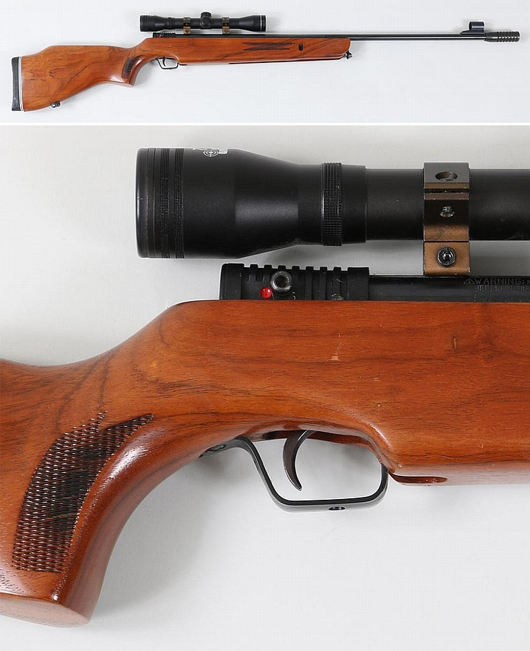 Crosman Model RM622 Air rifle in 22c pellet