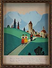 HERMANN KOSEL (Austrian, 1896-1983), Austrian land