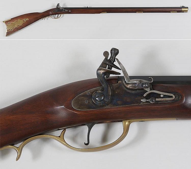 Black Powder Pedersoli Flintlock 50 cal  Rifle