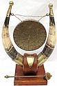 1913 Burmese Horn Gong