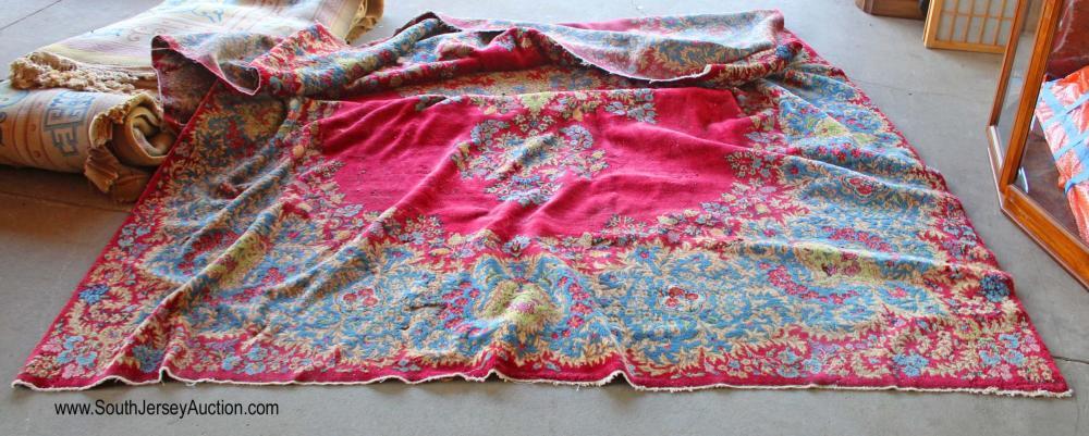 12'x8' Semi Antique Rug