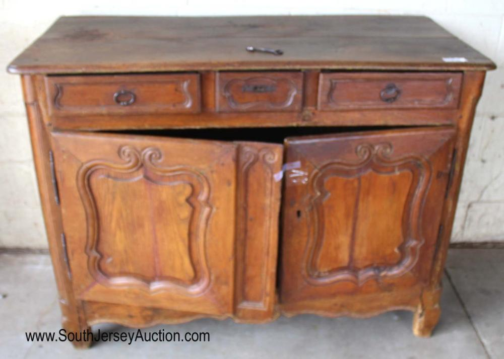 Antique French Country Buffet