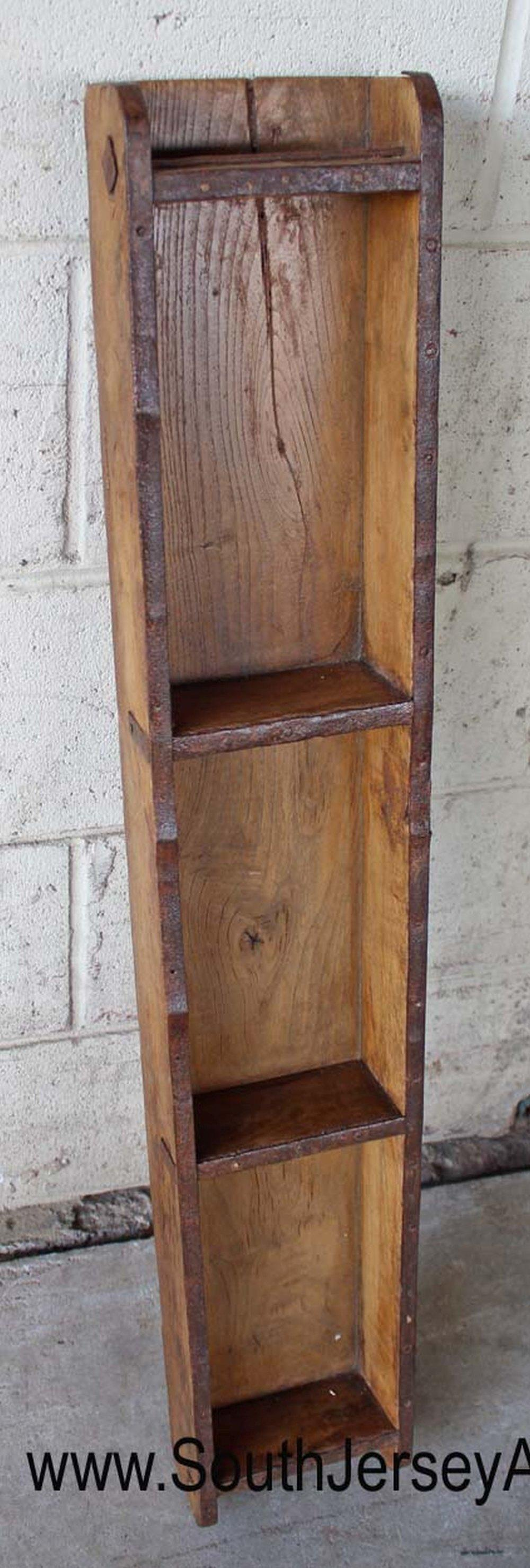 Antique Country Spice Rack