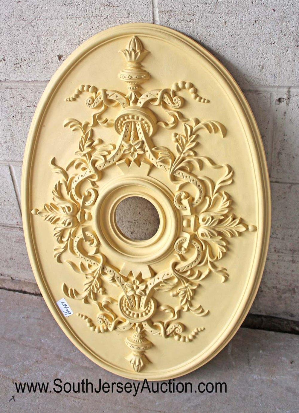 Oval Light Fixture Ceiling Sconce