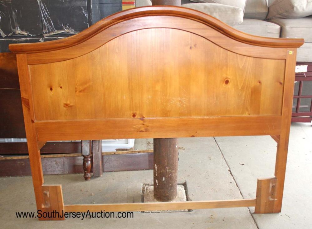 Pine Queen/Full Headboard by Stanley Furniture