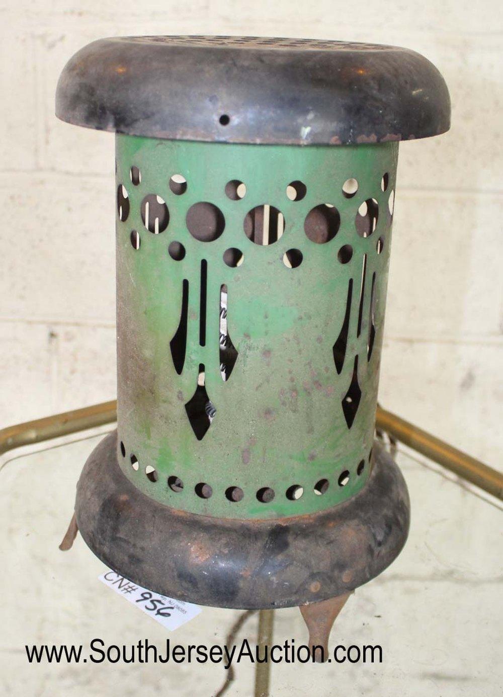 Vintage Metal Heater