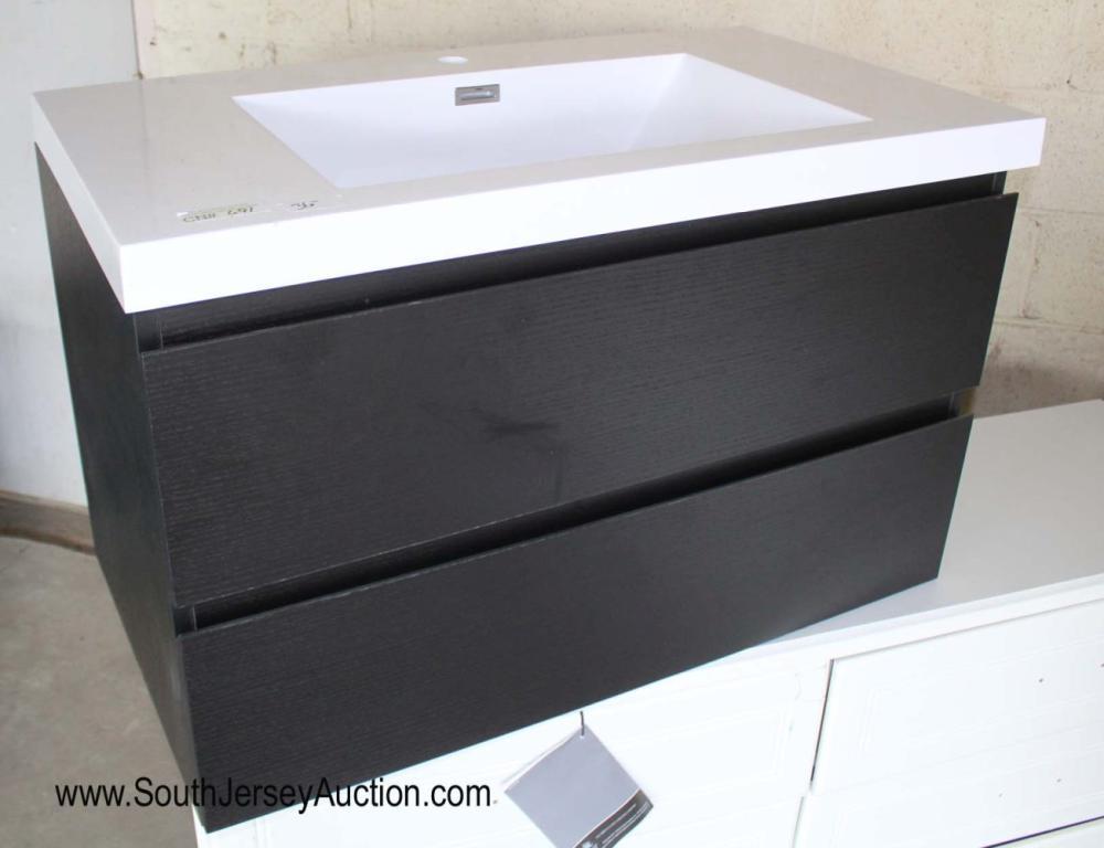 """26"""" Floating Bathroom Vanity"""