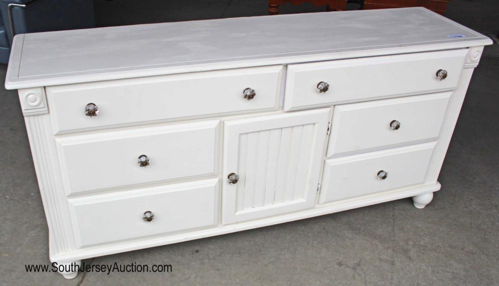 Contemporary cottage style dresser by