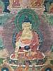 A Tibetan Thang Ka 19th Century