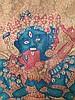 A Tibetan Thang Ka Ming Dynasty