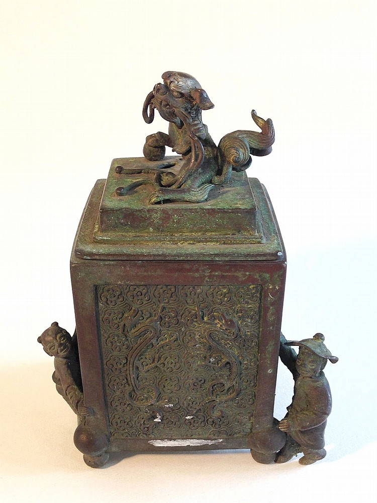 A Bronze Censer Ming Dynasty
